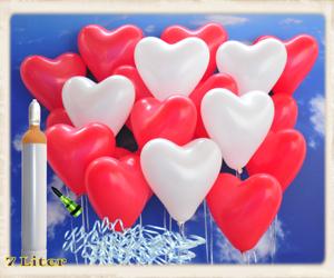Ballons und Helium zur Hochzeit